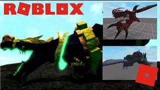 Roblox DragonVS - Alle Drachen bisher + Progression Update (P.E)