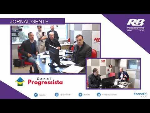 Ciro Gomes na Rádio Bandeirantes de Porto Alegre (10/07/2019)