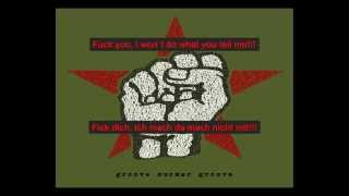 Rage Against the Machine - Killing in the Name - German Translation