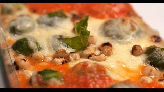 Брюссельская капуста в белом и красном соусе | 7 нот вегетарианской кухни