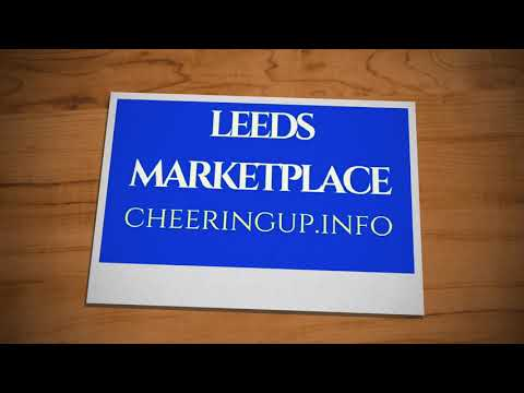The marketplace leeds
