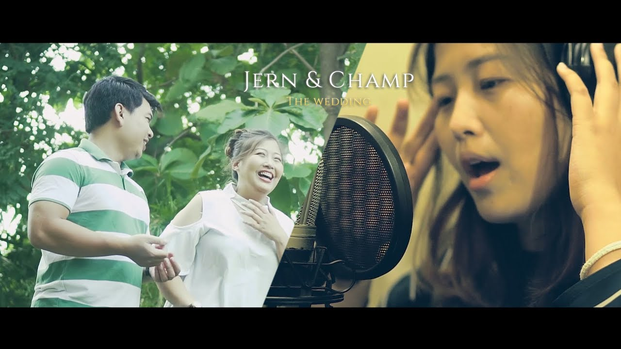 Wedding Short film K Jern+Champ