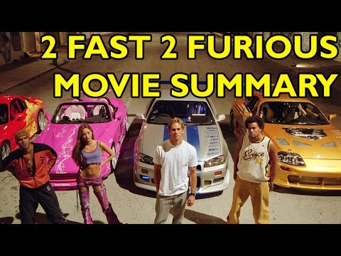 Movie Spoiler Alerts - 2 Fast 2 Furious (2003) Video Summary