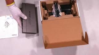 Unboxing Netgear Smart GS110TP 8xGb PoE, 2x SFP