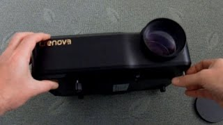 Crenova XPE650 HD Projector - Review(I take a look at the newly updated model of projector from Crenova, this 720p LED projector is a step up from the entry models available. Main Features: Native ..., 2016-02-15T22:20:40.000Z)