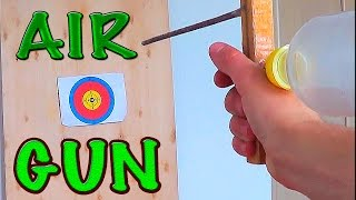 Repeat youtube video How to make an AIRGUN with a plastic bottle