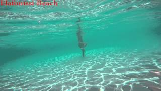 West crete beaches - Balos & Elafonisi.(This is a trip we took to 2 of the most beautiful beaches in greece. Balos & Elafonisi. In this video you will see some of the clearest water in the world ., 2015-08-01T17:08:45.000Z)