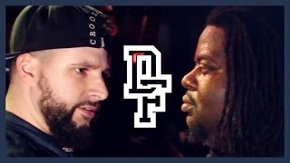 BIG T VS CAUSTIC | Don