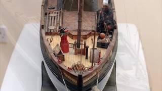 Formidable LT-100 Radio Control Lowestoft Fishing Trawler For Sale