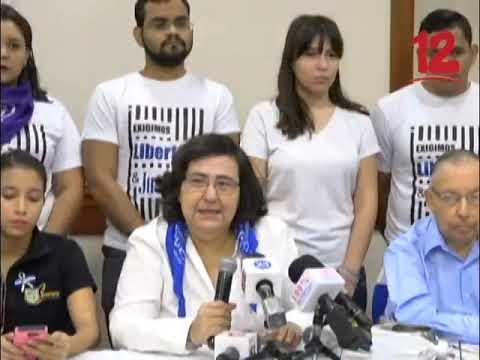 Nicaragua: Unidad Nacional Azul y Blanco propone prohibir reelección presidencial