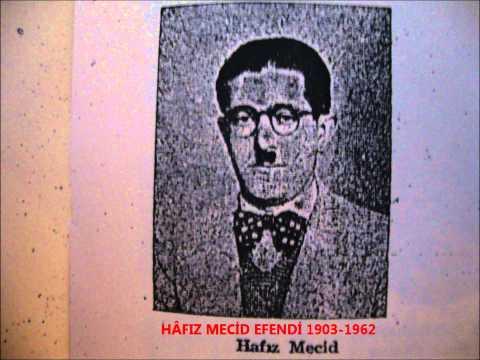 Hafız Mecid Efendi