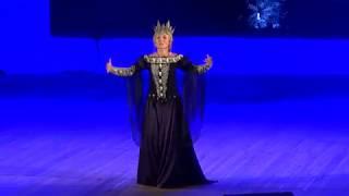 Крошка Ру - Белоснежка и охотник - Королева Равенна(АзияБриз 2018)