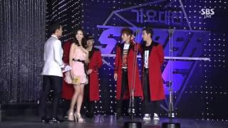 141221 2PM 투피엠 Global Star Award @ SBS Gayo Daejun