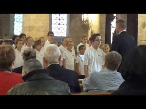 Billy Magee Maggar chorale Airs du temps Pont l'Evêque Calvados Eglise St Martin Etampes 15/10/16