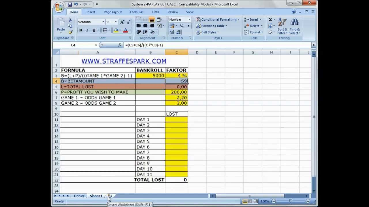 Sports parlay betting calculator horse frankel winning margin betting lines