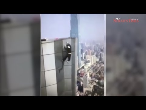 Famed Chinese Rooftopper Falls To His Death From 62-storey Building