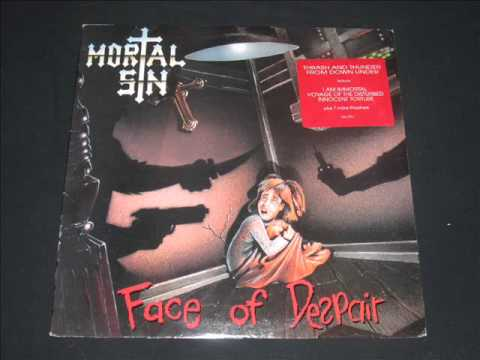 Mortal Sin - I Am Immortal (Vinyl)