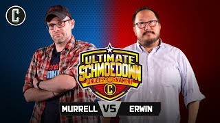 Dan Murrell VS Ethan Erwin: Singles Tournament Semi-Finals - Movie Trivia Schmoedown
