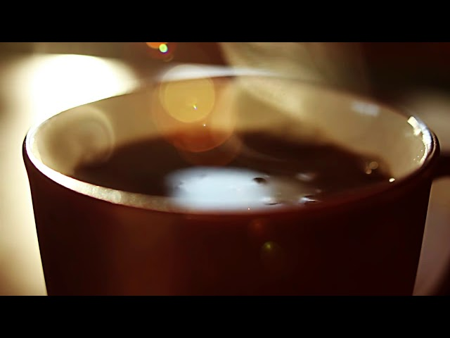 Coffee Loop Video