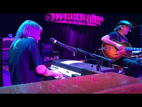 Steve Kimock and Friends – babe it ain't no lie @ sweetwater 5/14/16
