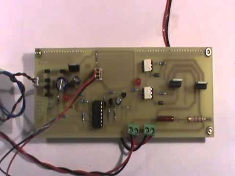 Single Phase Induction Motor Speed Control Youtube