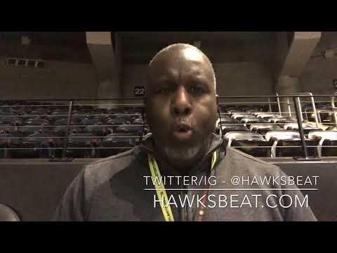 Atlanta Hawks vs New Orleans Pelicans Postgame wrap via Hawksbeat