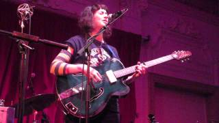 Kate Stables (this Is The Kit) - Two Wooden Spoons - Live At Bush Hall London 28 January 2015