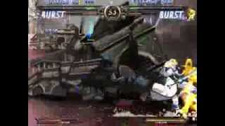Never give up! #1 Guilty Gear x2 Mission No: 100 GOLD EX Sol Badguy