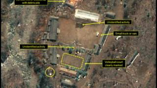 New Satellite Images Reveal Activity at North Korea Nuclear Test Site