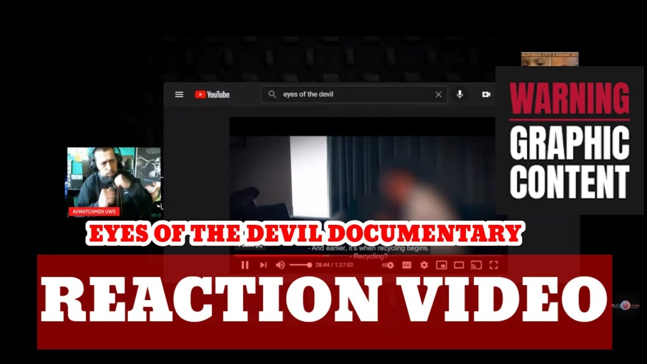 Download EYES OF THE DEVIL (reaction)