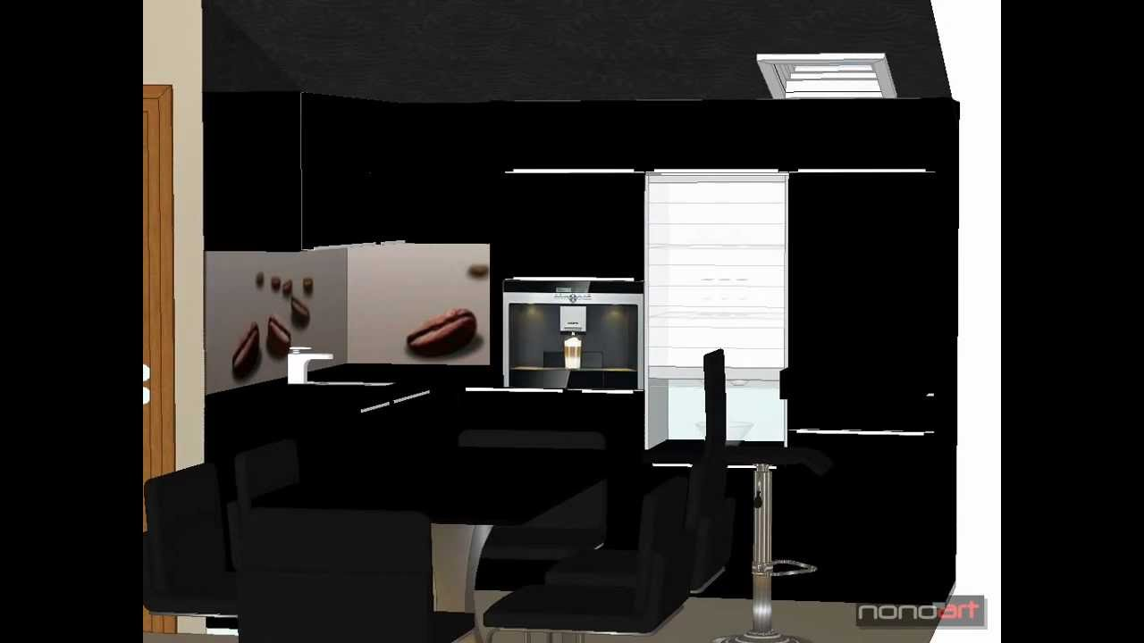 Nolte Glas Tec nonoart hu nolte glas tec plus iroda beépíthető kávéfőzővel