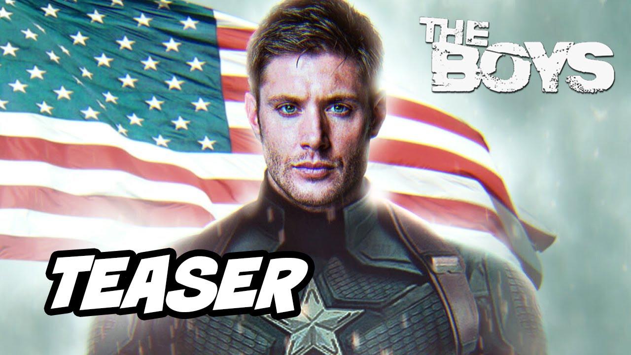 Download The Boys Season 3 Teaser 2021 - Herogasm Jensen Ackles Breakdown and Marvel Easter Eggs