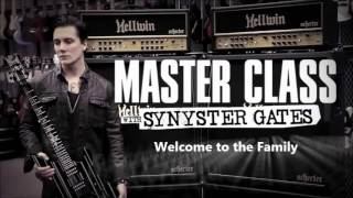 """Welcome to the Family"" Synyster Gates Guitar Center Masterclass mp3"
