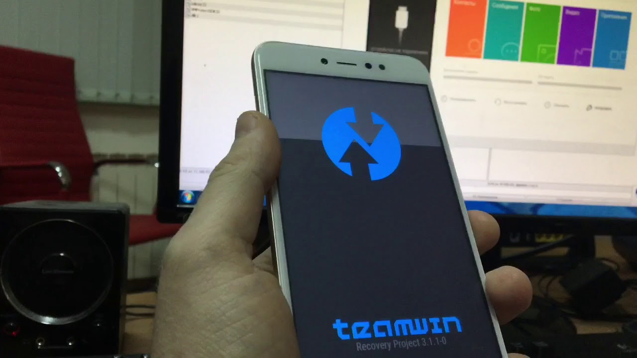 Flashing Xiaomi Redmi Note 5A Prime (3-32) to multi-language Rom (unlocked  bootloader)