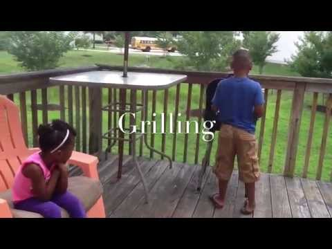 Father's Day Video: Directed, Filmed, Edited by Kaiti