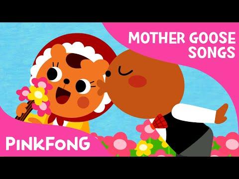 Georgie Porgie | Mother Goose | Nursery Rhymes | PINKFONG Songs For Children