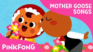 Georgie Porgie | Mother Goose | Nursery Rhymes | PINKFONG Songs for Children