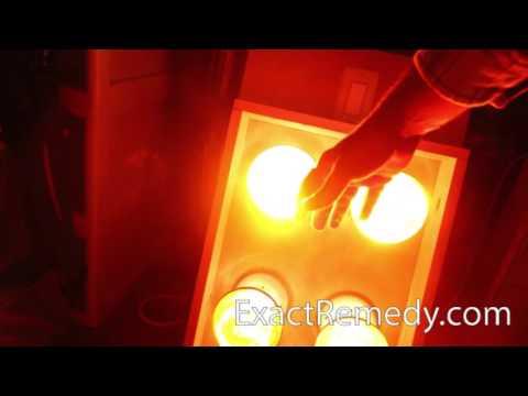 My Homemade Near Infrared Sauna Dr. Lawrence Wilson HTMA