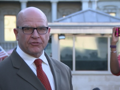 McMaster Denies Trump Revealed Classified Info