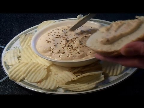 Robust Sour Cream and Beefy Onion Dip - E147
