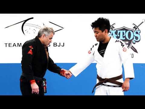 BASIC JIU JITSU SELF-DEFENSE : FROM STANDING - WRIST RELEASE