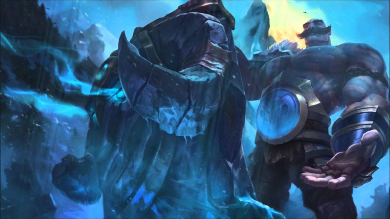 League Of Legends Zed Wallpaper Hd Braum Voice Animated Login Screen English League Of