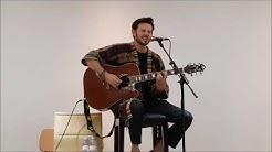 """Evan Williams singing """"Lola"""", introduced by Alexander Vlahos"""