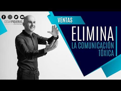 Elimina La Comunicación Tóxica | Ventas | César Piqueras
