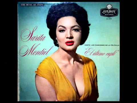 Sarita Montiel 1957 Canciones De La Pelicula Quot El Ultimo