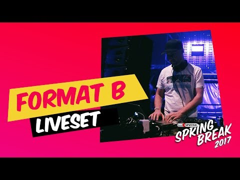 Format:B - SPUTNIK SPRING BREAK 2017 (Full Set Live)