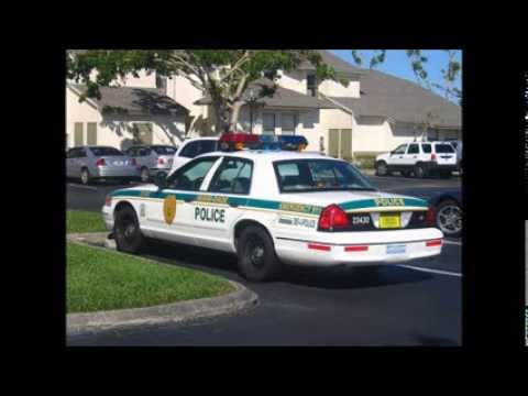 Miami Dade County Sheriff's Cars