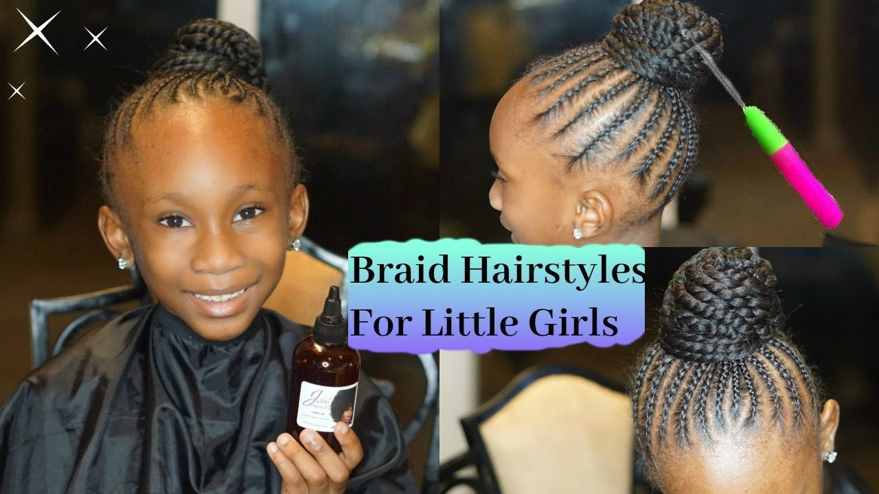 Braided Hair Styles For Little Girls: Kids Braided Hairstyles : Hairstyles For Your Little Girls