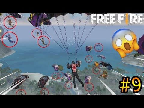 Free Fire  รวมคลิปตลกขำๆ พากย์ฮา ฉบับเกมฟีฟาย ตอนที่ 9