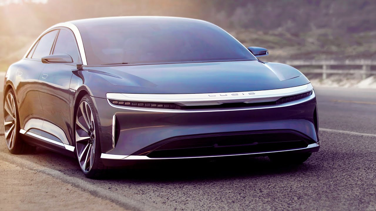 Lucid Air (2021) Presentation – Ready to Fight Tesla Model S - YouTube